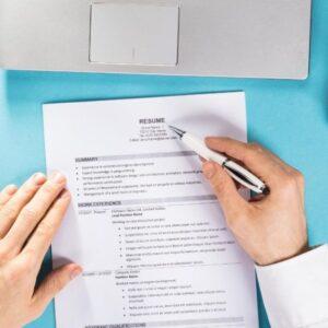 Resume Writing Package