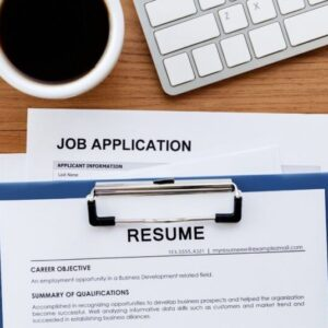 Resume Writing & Cover Letter Package